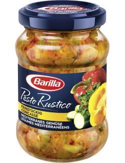 Barilla Pesto Rustico mediterranes Gemüse