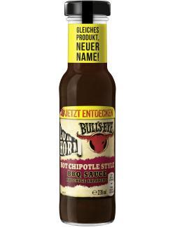Bull's-Eye BBQ-Sauce Hot Chipotle Style (235 ml) - 7622210379467