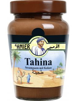 Al Amier Tahina Sesampaste mit Kakao (350 g) - 4013200387655