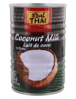Real Thai Coconut Milk (400 ml) - 8858135000028