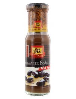 Real Thai Woksauce schwarze Bohne (150 ml) - 8858135000127