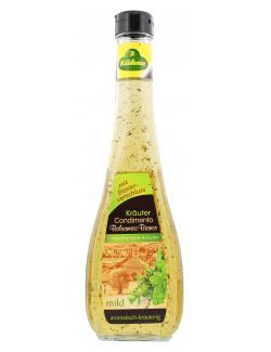 Kühne Condimento Balsamico Bianco Kräuter (500 ml) - 4012200168004