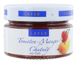 Johann Lafer Tomaten-Mango-Chutney mit Chili (120 g) - 4260125364111
