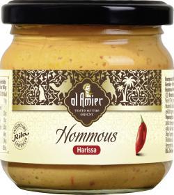 Al Amier Hommous mit Chilischoten