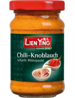 Lien Ying Asian-Spirit Chili-Knoblauch-Paste scharf