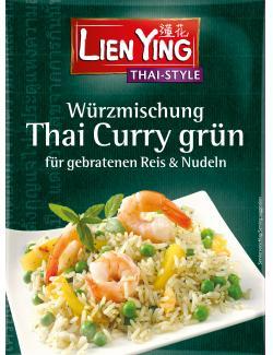 Lien Ying Würzmischung Thai Curry grün (14 g) - 4013200882549