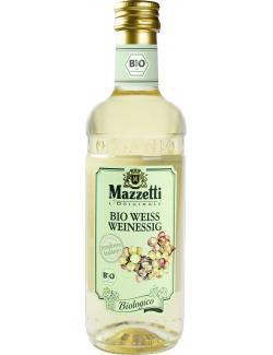 Mazzetti Bio Weißweinessig