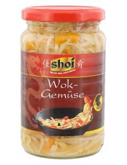 Shoi Wok-Gemüse
