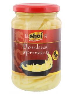 Shoi Bambussprossen (175 g) - 4013200851132