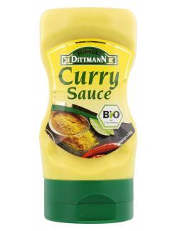 Feinkost Dittmann Curry Sauce (210 ml) - 4002239706704