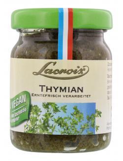 Lacroix Thymian