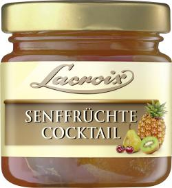 Lacroix Senffrüchte Cocktail