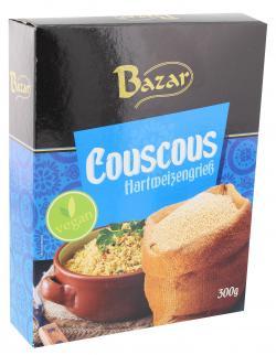 Bazar Couscous Hartweizengrieß