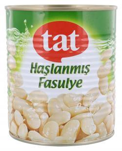 Tat Weiße Bohnen Haslanmis Fasulye (800 g) - 8690635063024