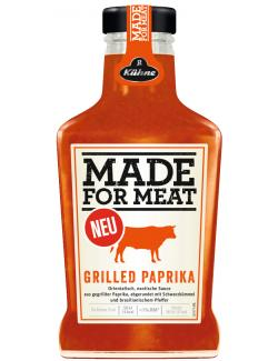 Kühne Made for Meat Grilled Paprika (375 ml) - 40122267