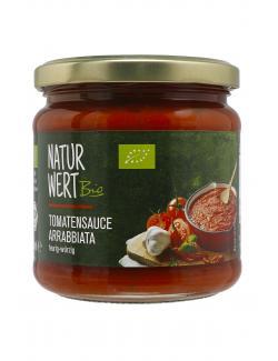NaturWert Bio Tomatensauce Arrabbiata
