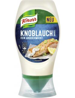 Knorr Knoblauch Sauce (250 ml) - 8714100399002