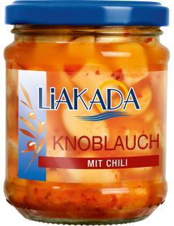 Liakada Knoblauch mit Chili (120 ml) - 4013200106140