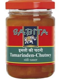 Sabita Tamadinden-Chutney süß-sauer