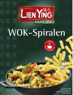 Lien Ying Asian-Spirit Wok-Spiralen