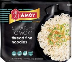 Amoy Straight to Wok Thread Fine Noodles (300 g) - 4013200625528