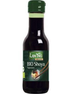 Lien Ying Organic Bio Shoyu Sojasauce