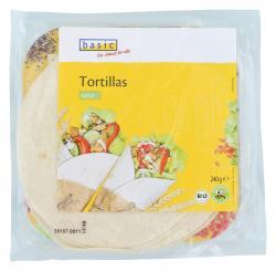 Basic Tortillas natur