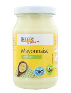 Basic Mayonnaise cremig-fein