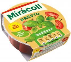 Mirácoli Presto Sauce Basilikum