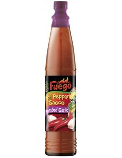 Fuego Hot Pepper Sauce Roasted Garlic