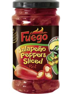 Fuego Jalapeño Peppers Sliced Rot