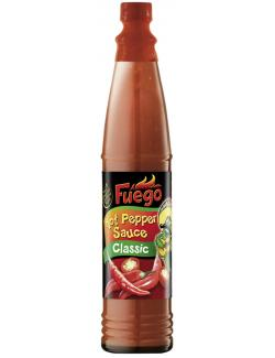 Fuego Hot Pepper Sauce Classic