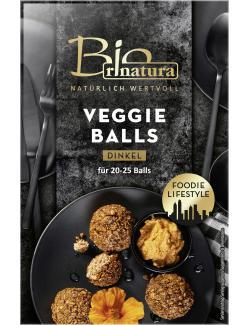 Rinatura Bio Foodie Lifestyle Veggie Balls Dinkel