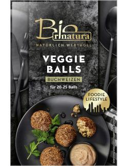 Rinatura Bio Foodie Lifestyle Veggie Balls Buchweizen