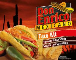 Don Enrico Mexicano Taco Kit