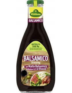 Kühne Dressing mit Aceto Balsamico & Olivenöl
