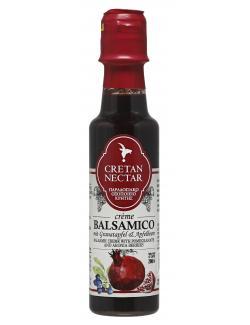 Cretan Nectar Balsamico Creme mit Granatapfel & Apfelbeere