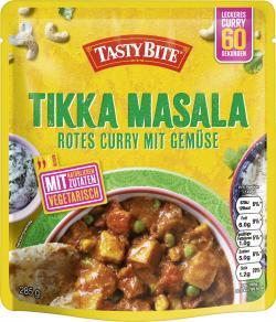 Tasty Bite Sauce Tikka Masala
