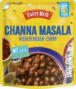 Tasty Bite Channa Masala Kichererbsen-Curry