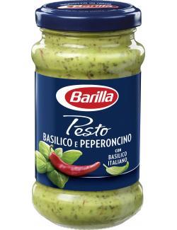 Barilla Pesto Basilico e Peperoncino