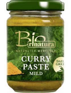 Rinatura Bio Daily Green Curry Paste mild