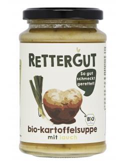 Rettergut Bio-Kartoffelsuppe mit Lauch