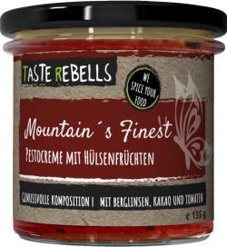 Taste Rebells Pestocreme Mountain's Finest