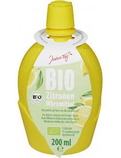 Jeden Tag Bio Zitronen Würzmittel