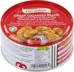 Dittmann Palirria Riesenbohnen gekocht in Zwiebel-Tomatensauce