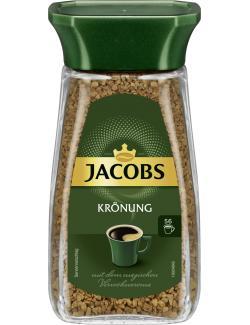 Jacobs löslicher Kaffee Krönung, Instant Kaffee