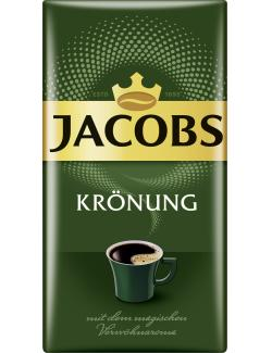 Jacobs Krönung gemahlen