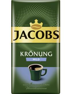 Jacobs Filterkaffee Krönung Mild