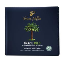 Tchibo Privat Kaffee Brazil Mild - 500g Gemahlen