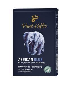 Tchibo Privat Kaffee African Blue - 500g Ganze Bohne